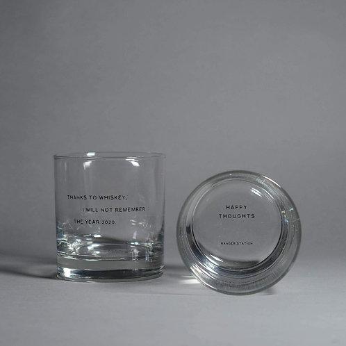 Ranger Station 2020 Whiskey Glasses - Set of 2