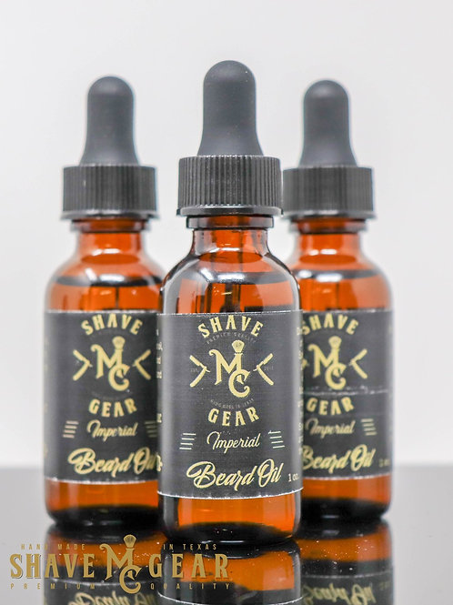 MC Shave Gear Beard Oil - Imperial Scent