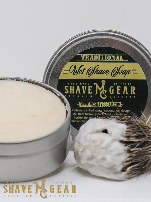 MC Shave Gear Wet Shave Soap