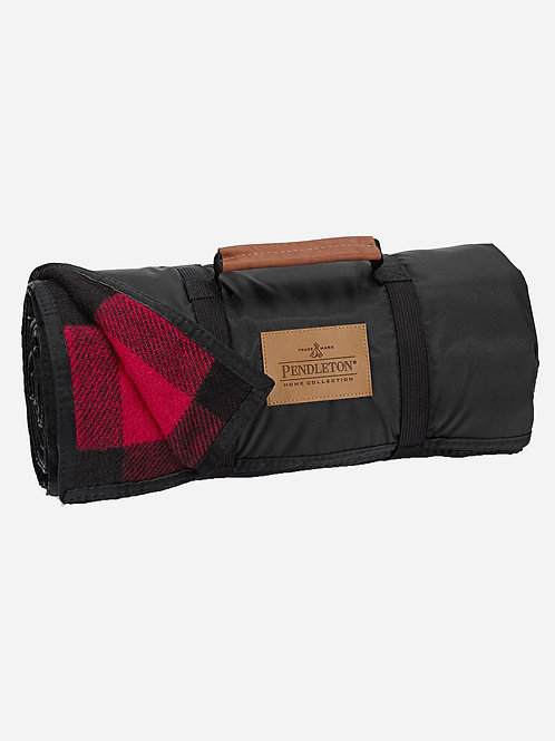 Pendleton Nylon Roll-Up Blanket - Rob Roy