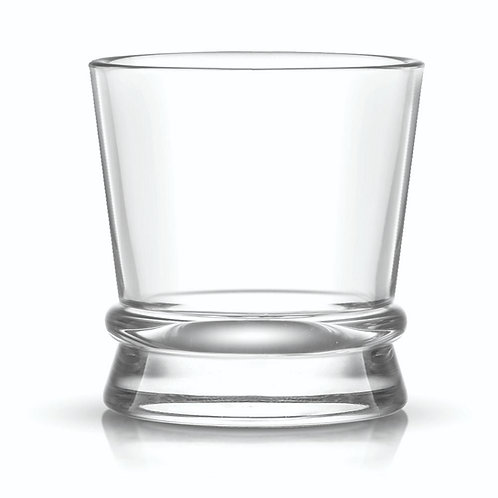 JoyJolt Afina Ribbon Shot Glasses