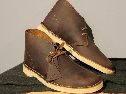 Clarks Desert Boots (Beeswax)