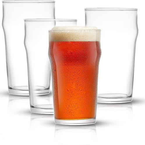 JoyJolt Grant Beer Glasses