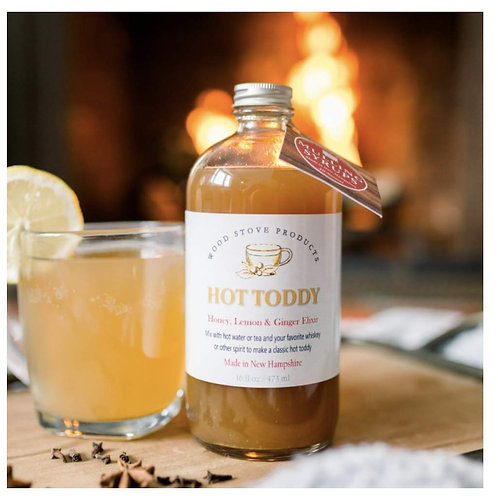 Wood Stove Kitchen Hot Toddy