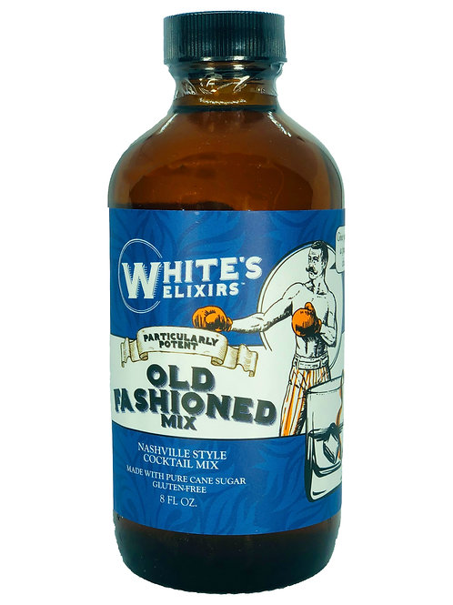 White Elixirs Old Fashioned Cocktail Mix