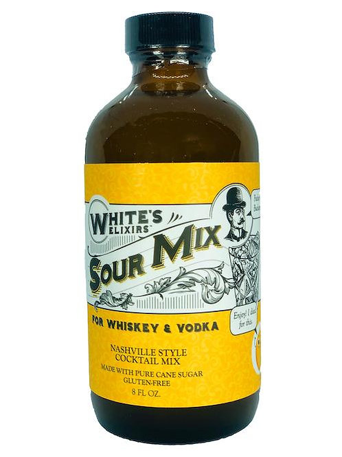 White Elixirs Sour Cocktail Mix