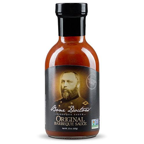 Bone Doctor's Original Barbeque Sauce