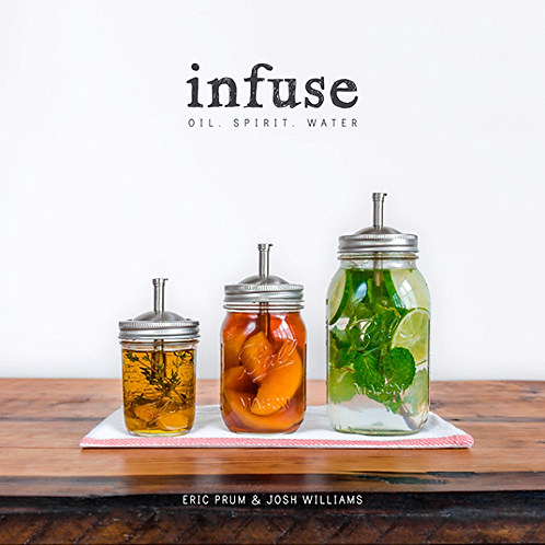 Infuse Book by Eric Plum and Josh Williams