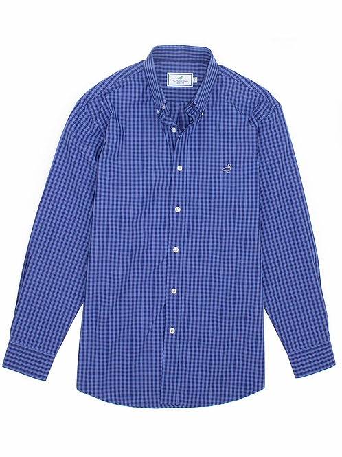 Properly Tied Seasonal Sportshirt LS - Bluff