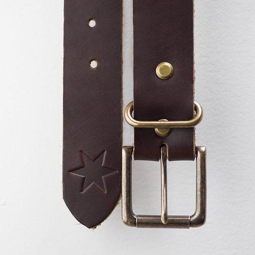 Dearborn Havana Brown Belt