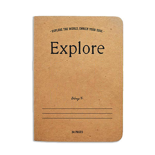 Alexander Brothers Notebook - Explore