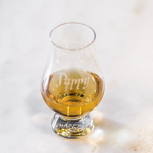 Pappy Tasting Glass