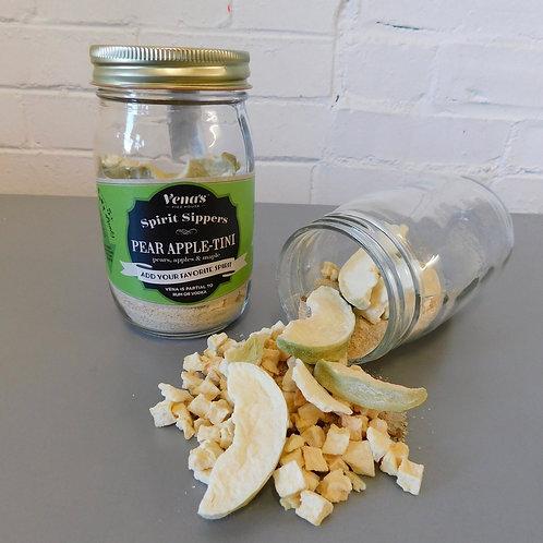 Vena's Pear Apple-Tini Infusion