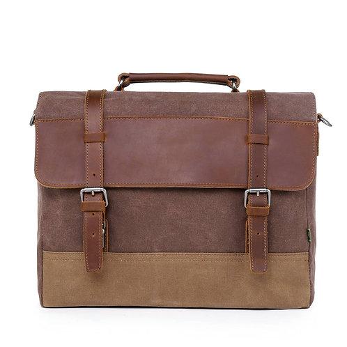 TSD Brand Fountain Valley Briefcase