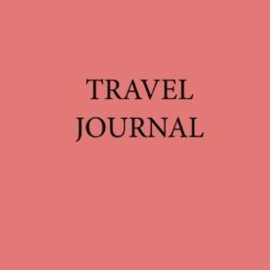 Beech Cottage Press Travel Journal