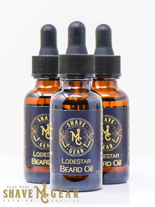 MC Shave Gear Beard Oil - Lodestar