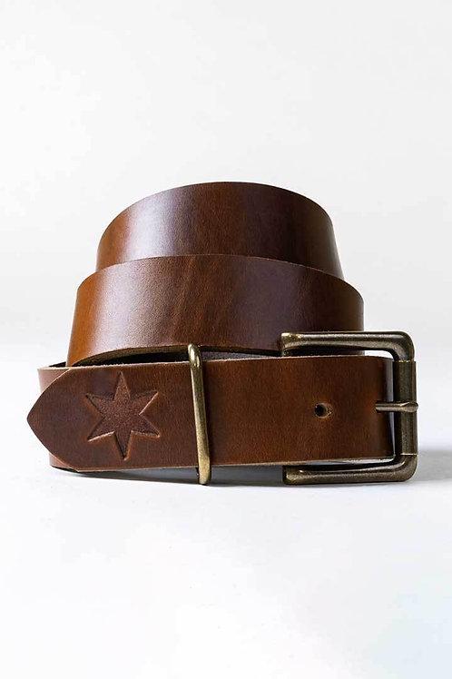 Dearborn Chicago Tan Belt