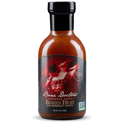 Bone Doctor's Brazen Heat Barbeque Sauce