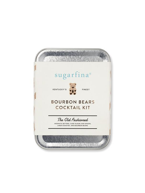 Sugarfina Bourbon Bears Cocktail Kit
