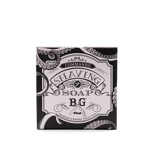 Brooklyn Grooming Unscented Shaving Soap