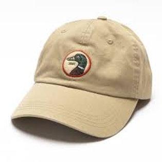 Duck Head Twill Hat - Beige
