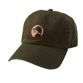 Duck Head Twill Hat - Green