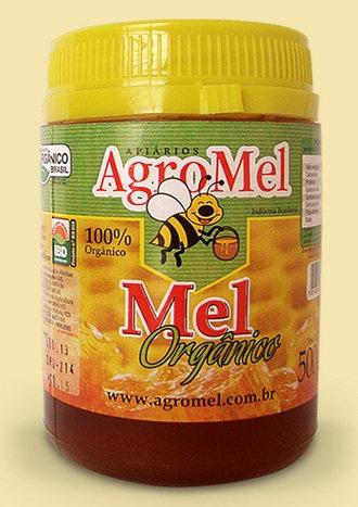 Mel Agromel Eucalipto - 500g