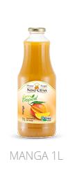 Suco orgânico MANGA Novo Citrus 1 litro