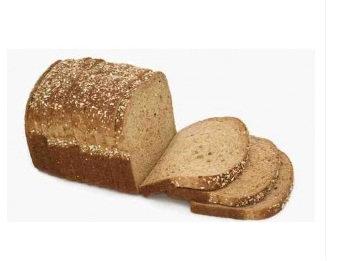 Pão 100% integral sementes Org. Pão da Terra 500gr