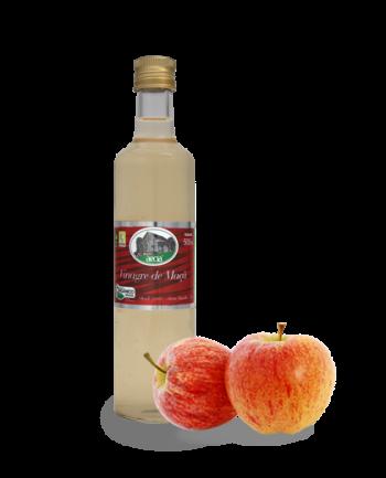 Vinagre orgânico de maçã Aecia - 500ml