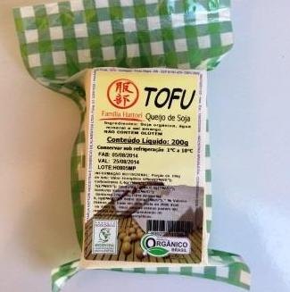 Tofu - Queijo de soja - 200g