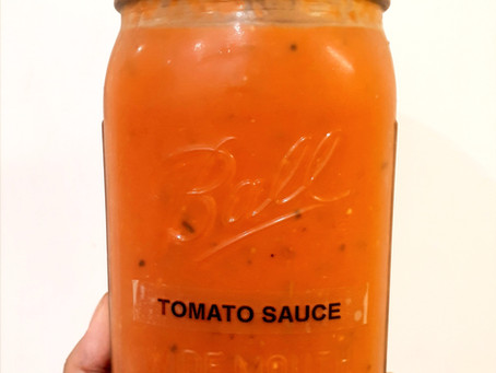 Herbal Tomato Sauce