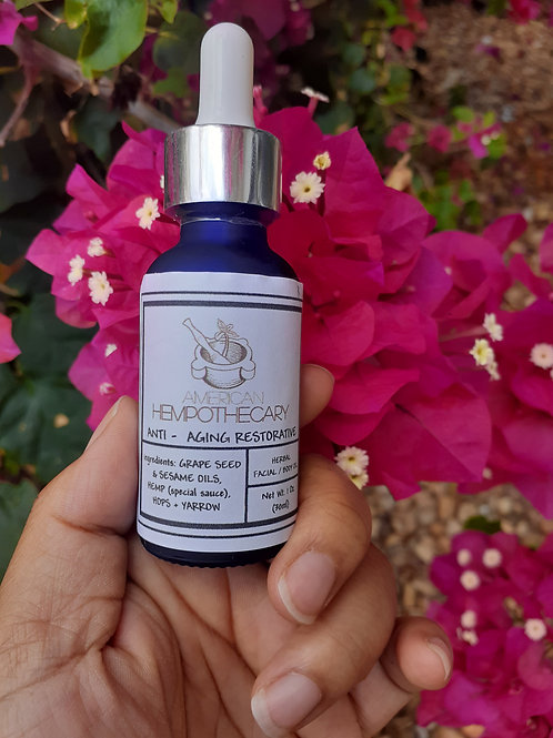 Face / Body Oil Serums