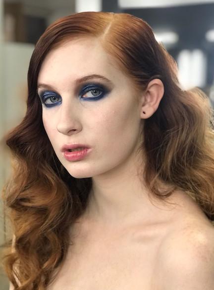The Makeup Technicians Student Work - BEAUTY STUDENT