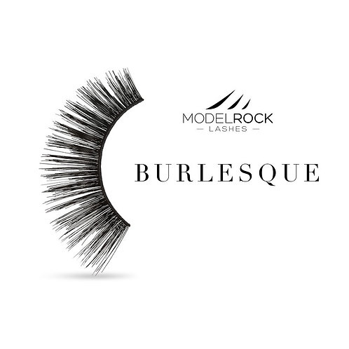 ModelRock Lashes - Burlesque - Double Layered Lashes