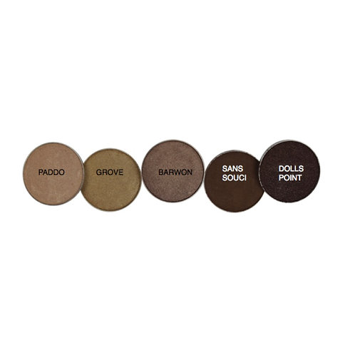 TMT HOME Range Eyeshadow