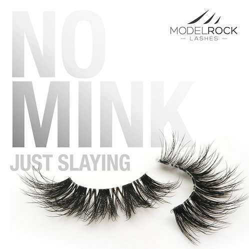 "ModelRock Laches No Mink // Mink-A-Like - ""Just Slayin"""