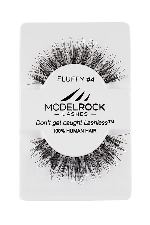 ModelRock Lashes - Fluffy Collection #4