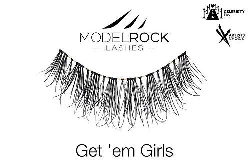 ModelRock Lashes - Get 'em Girls