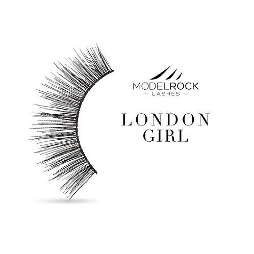 "Model Rock Lashes -""London Girl"" Double Layered Lashes"