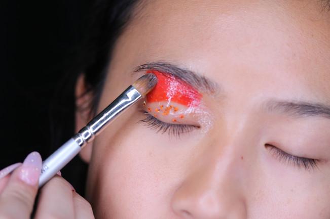 The Makeup Technicians Student Work - MACRO