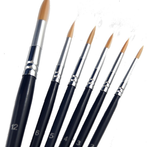 TAG Round Brushes