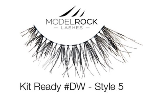 """ModelRock Lashes - """"#DW - Style 5"""""""