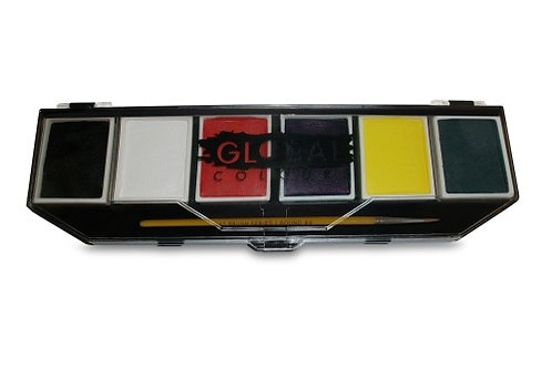 Global Face & Body Paint Palettes