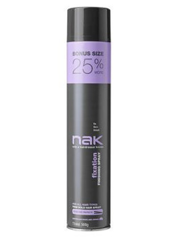 NAK Fixation Finishing Spray 714ml