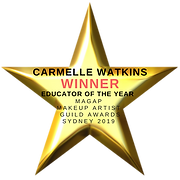 Carmelle Watkins Winner of Educator of the Year 2019