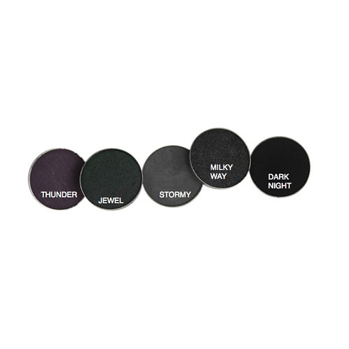 TMT NIGHT SKY Range eyeshadow
