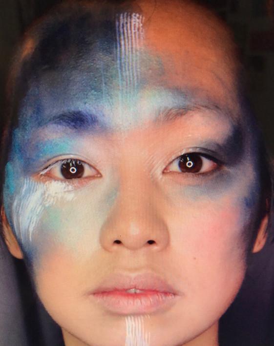 The Makeup Technicians Student Work - AIRBRUSH