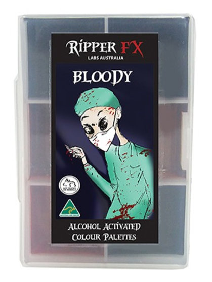Ripper FX Bloody Alcohol Pocket Palette