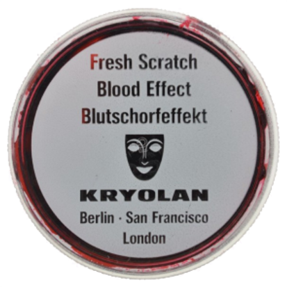 Kryolan Scratch Blood 15ml